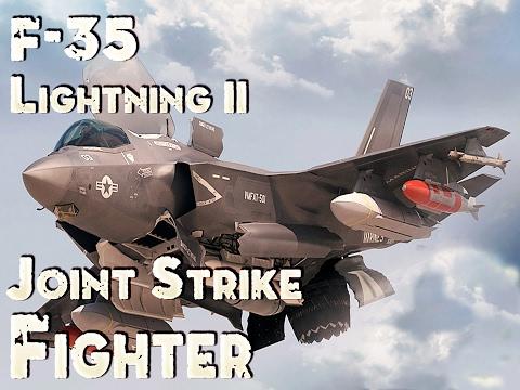 F-35  Lightning II JSF IN ACTION -  BOMBING & FLIGHT  2017
