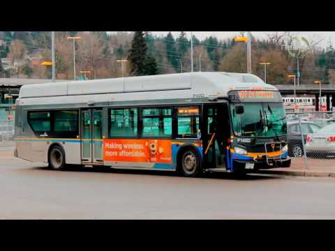 (Limited Service) Translink 701 Coquitlam Central Station - Mission City Station