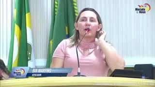 Bia Martins pronunciamento 01 02 2019