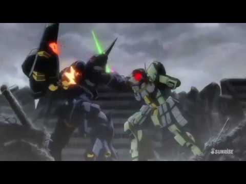 GUNDAM BUILD FIGHTERS GM Sniper K9 vs Kämpfer Amazing (Renato Brothers vs Meijin Kawaguchi III)