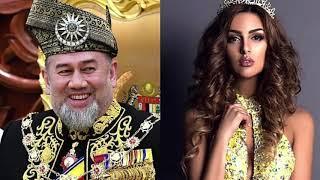 Не пришлась ко двору: король Малайзии объявил о разводе с русской красавицей Оксаной Воеводиной