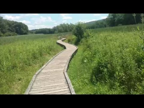 2017 Appalachian Trail Thru Hike Day #109- On the Boardwalk (New Jersey)