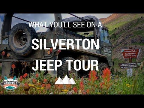 Silverton Jeep Tour - Explore Colorado Rocky Mountain Peaks and Wildlife