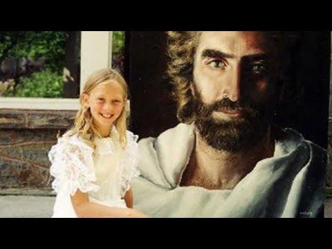 Das Mädchen, welches das wahre Gesicht von Jesus sah!