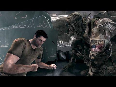 Splinter Cell: Conviction - Mission #4 - Diwaniya, Iraq