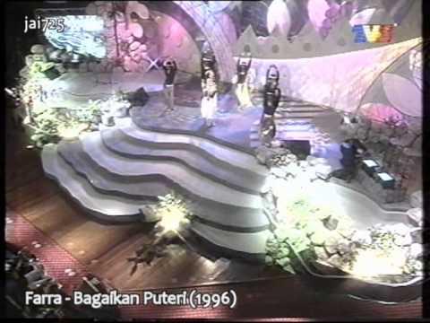 Farra - Bagaikan Puteri (1996)