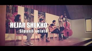 Hejar Shekho Sîpanê xelatê cover Hozan sarhad