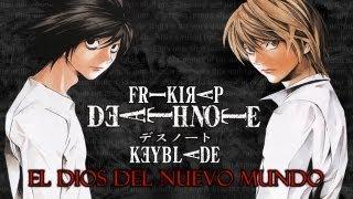 DEATH NOTE RAP - El Dios del Nuevo Mundo | Keyblade