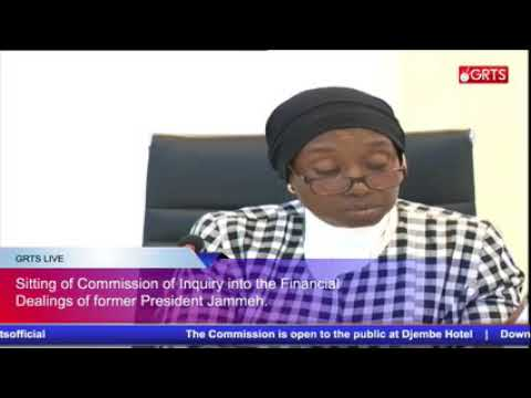 Commission of inquiry 16th Oct part 3
