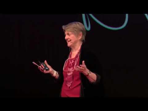 Барбара Шер  Речь Барбары Шер на TED  Выступление Барбары Шер