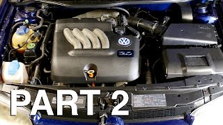 How to SAFELY Degrease Your Engine Bay