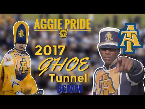 NC A&T - P-FUNK (#GHOE) HOMECOMING TUNNEL 2017-10.8.17