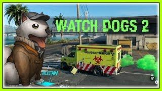 СЕКРЕТНЫЕ Машины Watch Dogs 2 1