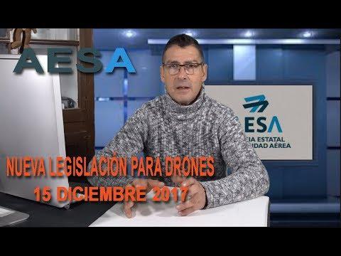 Nueva normativa aesa 2018 para drones españa, legislación RPAS y vuelo recreativo, dji phantom 4 pro