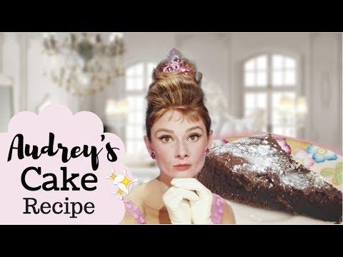 TESTING AUDREY HEPBURN'S CHOCOLATE CAKE RECIPE