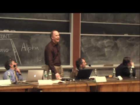 MIT Latke-Hamentashen Debate 2009 - Keith Nelson (L3)