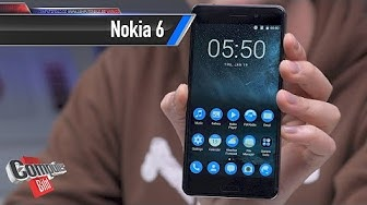 Nokia 6 Unboxing: Viel Handy für wenig Geld