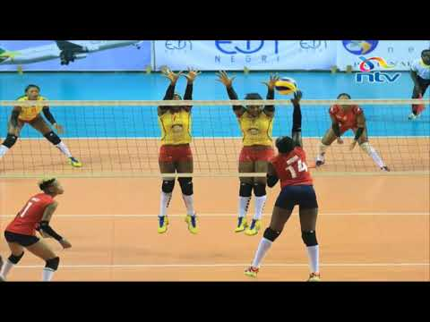 Malkia strikers humbled by Cameroon in African Volleyball Championships final