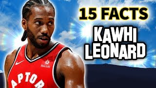 15 Surprisng Kawhi Leonard Facts You Never Knew | Why Doesnt He Talk?