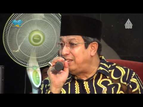 Prof. Dr. H. Said Aqil Munawar, MA di MRP UB