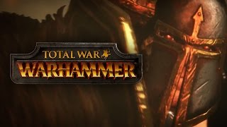 Скачать Total War WARHAMMER Chaos Warriors In Engine Cinematic Trailer