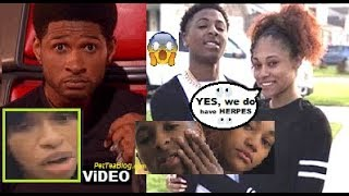 NBA Youngboy Baby Mama Admits they Have that USHER, His Mom Confirms it ????