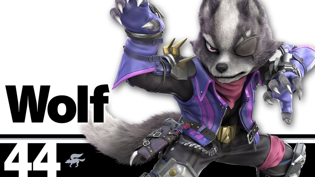 Wolf (SSBU) - SmashWiki, the Super Smash Bros  wiki