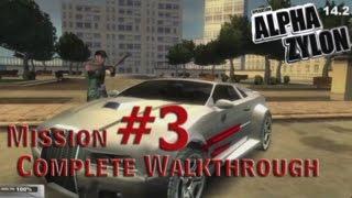 Operation: Alpha Zylon PC/Steam Walkthrough Mission 3 FINALE