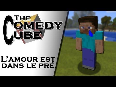 the comedy cube l 39 amour est dans le pr youtube. Black Bedroom Furniture Sets. Home Design Ideas