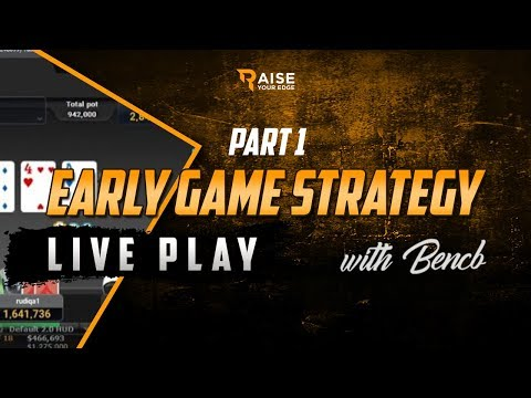Avoiding Setups In The Early Game | Bencb Live Play #1