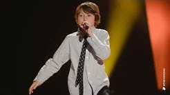 Angus Sings Are You Gonna Be My Girl | The Voice Kids Australia 2014