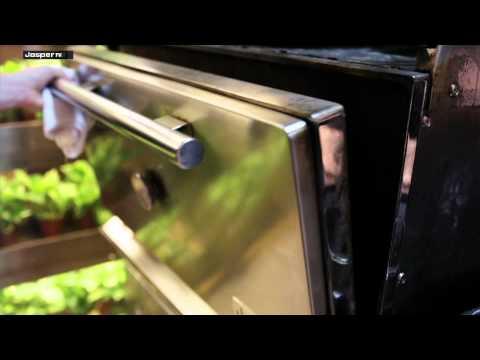 Coles de Bruselas a la brasa Josper / Grilled brussels sprouts - Charcoal oven Josper