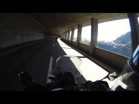 Col du Simplon / Simplon Pass / mai 2012 /  BMW R1200GS