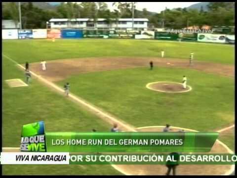 Los cuadrangulares del Germán Pomares