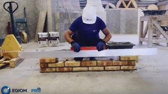Comment construire un mur de briques ?