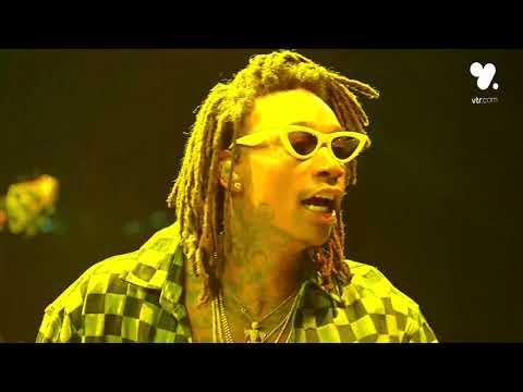 Wiz Khalifa en Lollapalooza Chile 2018 Live  Concierto Completo Full Show HD 1080p
