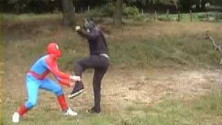 WWSB Marvel Vs. DC - Spiderman Vs. Batman - Comic Book
