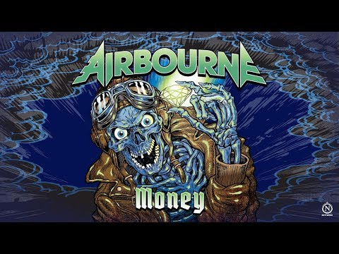Airbourne - Money [Audio]