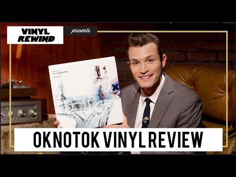 Radiohead - OK Computer OKNOTOK vinyl review   First Impressions