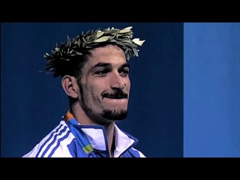 OLYMPIC WEIGHTLIFTING MOTIVATION #3 Pyrros Dimas