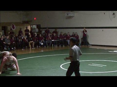 Wrestling vs Ferrum College
