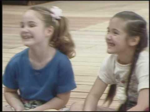 Lindsey Landers as a baby on kids  PBS