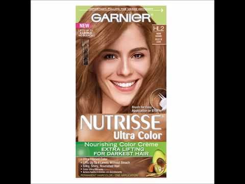 Garnier Nutrisse Ultra Color Permanent Haircolor Warm Caramel Hl2 1 Ea You