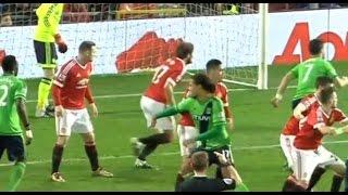 Манчестер Юнайтед - Саутгемптон 0:1 - Обзор матча 23.01.2016