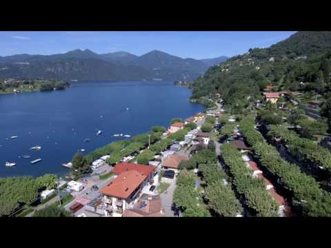 """Camping Orta"" introduction video - short version"