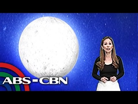 Bandila: Supermoon, inabangan ng mga Pinoy