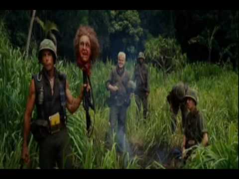 Tropic Thunder- War Edwin Starr LYRICS