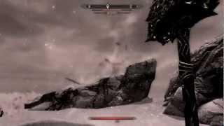 Skyrim - 52 (Главный квест - Проклятие Алдуина)(Продолжаем проходить основную сюжетную линию, делаем квест