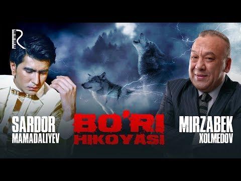Mirzabek Xolmedov va