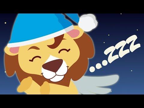 MOZART PARA BEBES ♫ EFECTO MOZART ♫ Dormir y Relajar (Leoncito Alado)
